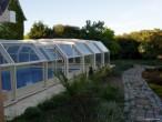 Un abri piscine Lequertier qui fait plaisir