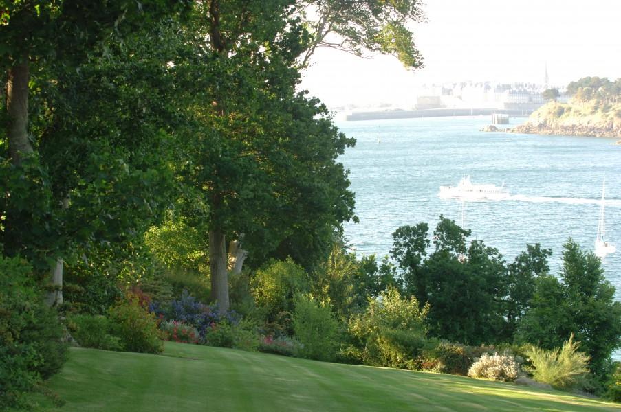 Eric Lequertier Cr Ation De Jardins Saint Malo Jardin