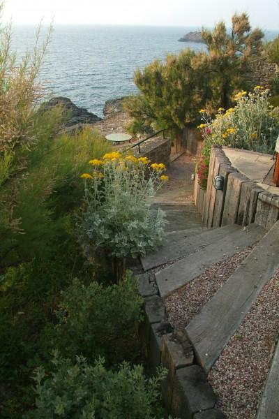 eric lequertier cr ation de jardins saint malo jardin bord de mer. Black Bedroom Furniture Sets. Home Design Ideas