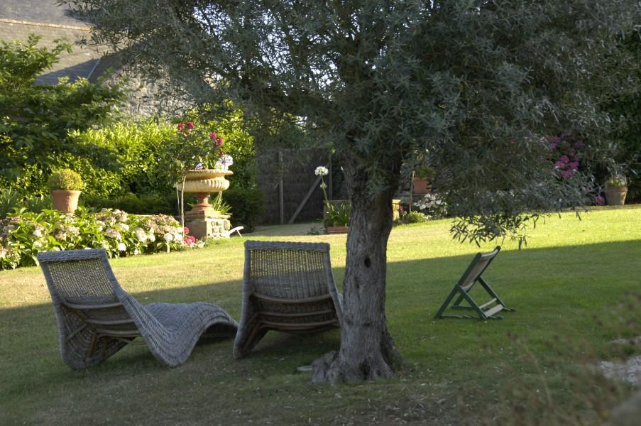 Eric lequertier cr ation de jardin italien saint malo for Jardin italien